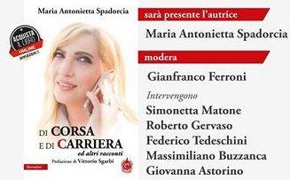 """Libri/Libri, """"Di corsa e di carriera"""" con Maria Antonietta Spadorcia"""