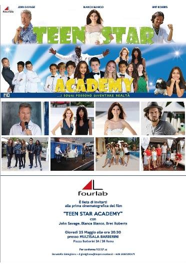 INVITO Teen Star Academy