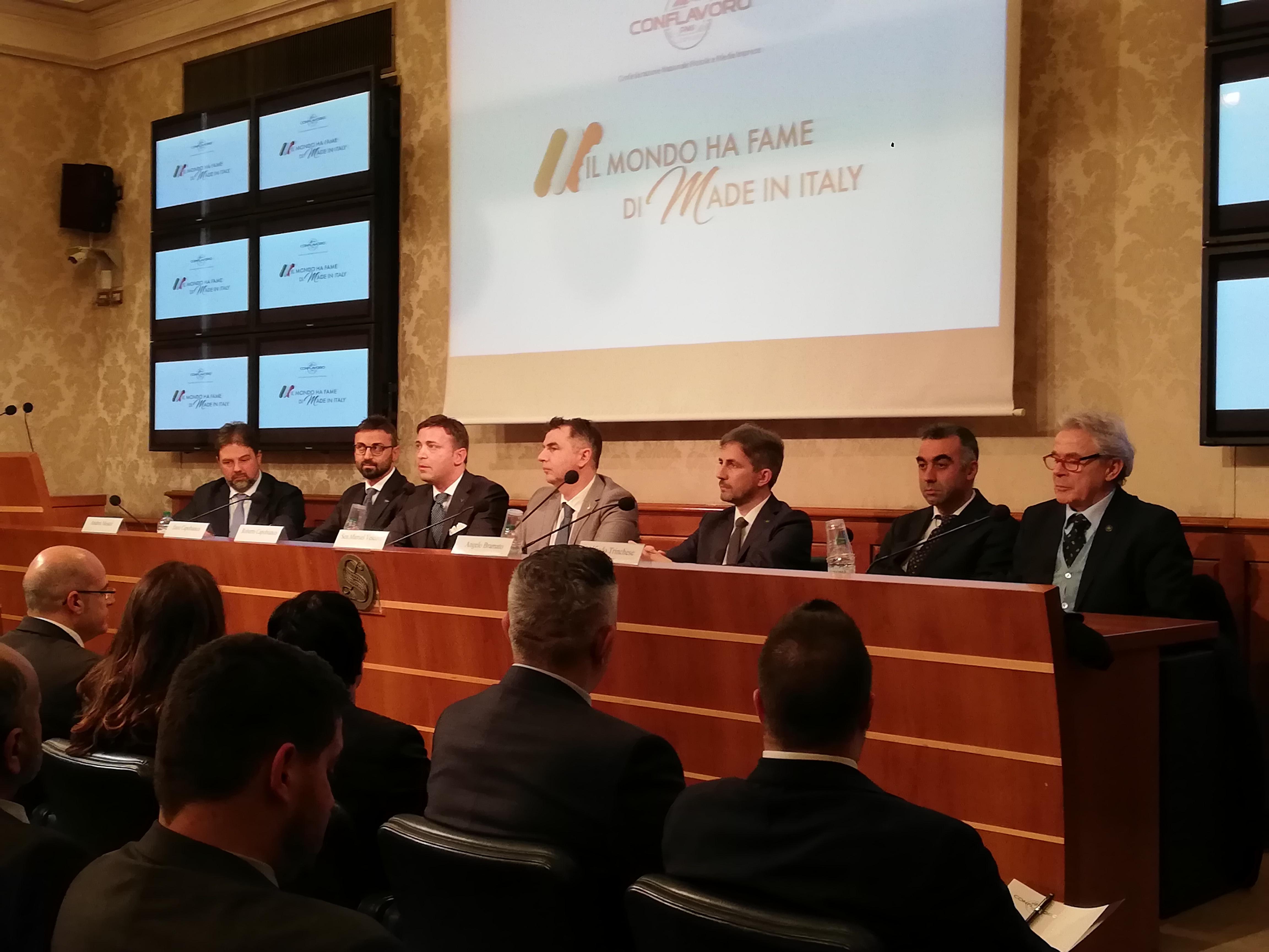 """Il """"Made in Italy"""" nel Mondo: al via il nuovo progetto di internalizzazione delle imprese di Conflavoro PMI"""
