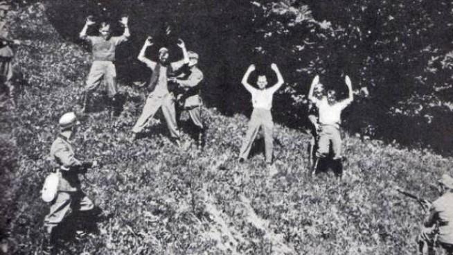 """10 Febbraio 1947:  """"in memoria delle vittime delle foibe, dell'esodo giuliano-dalmata"""""""